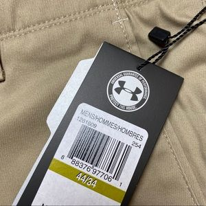 Under Armour Pants - Under Armour Performance Chino Tapered Leg Pants